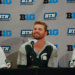 Ryan Krill - Grand Slam Dude - was beaming after the game