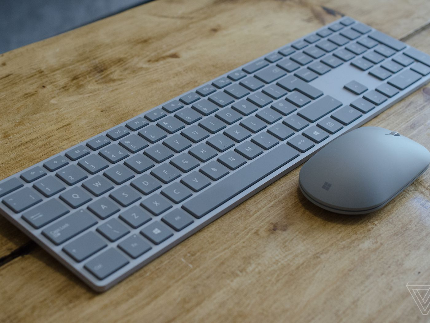 Microsoft Finally Made My Favorite Keyboard And Mouse The Verge