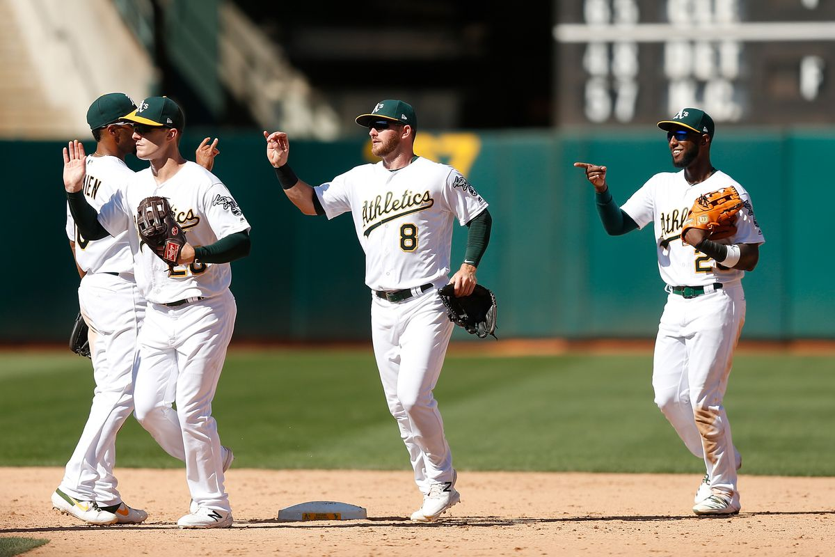 Behind Enemy Lines: How do the A's field a winning team