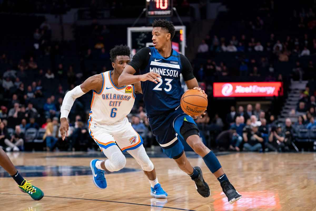 Thunder at Wolves: Statement Saturday