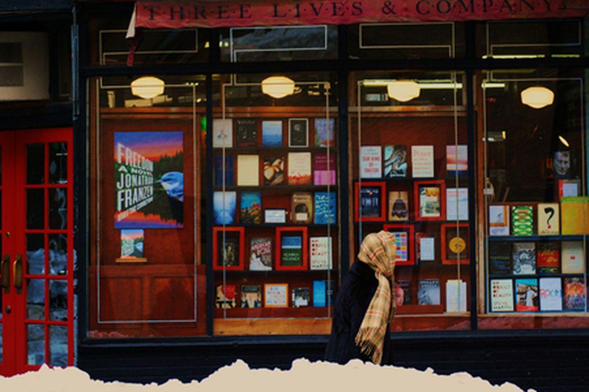 "Three Lives bookstore via <a href=""http://www.flickr.com/photos/timschreier/5397193380/in/pool-312691@N20/"">Tim Schreier</a>/Racked Flickr Pool"