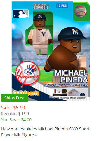 cheap for discount 28d31 712d4 The weirdest items in the Yankees' team store - Pinstripe Alley
