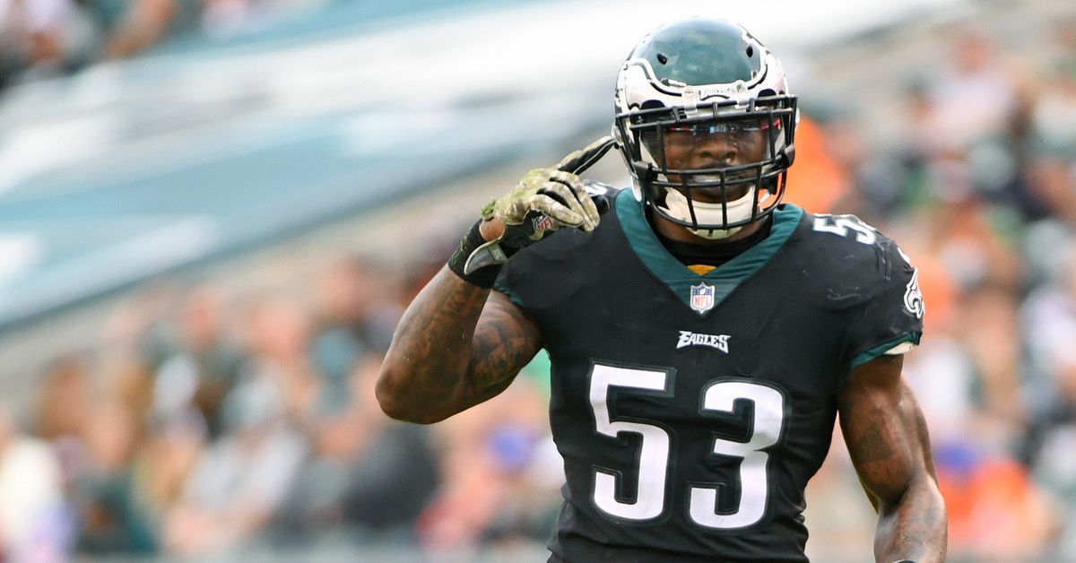 Nigel Bradham contract details reveal a team-friendly deal for the Eagles