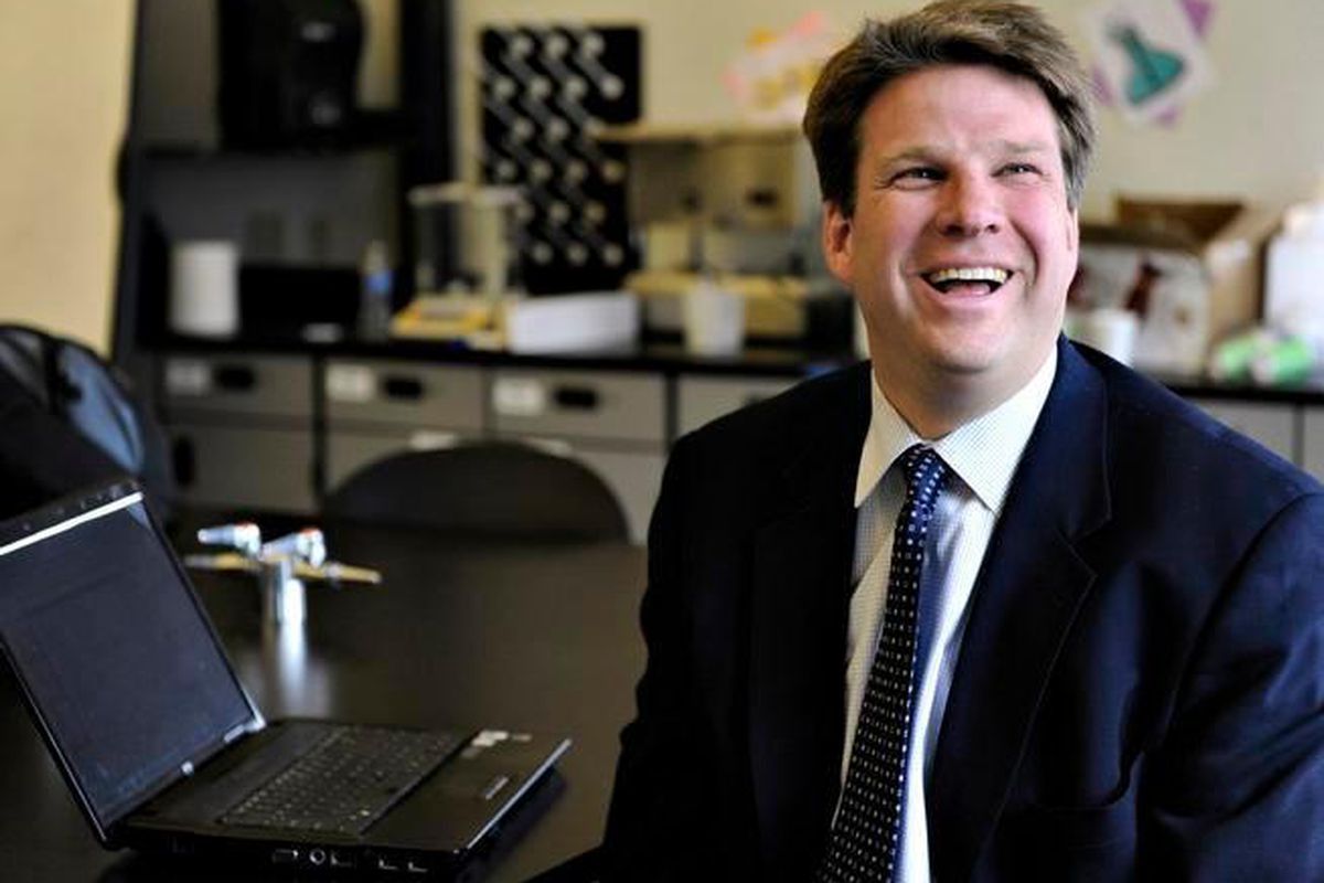 Bill Kurtz, CEO of the DSST charter school network.