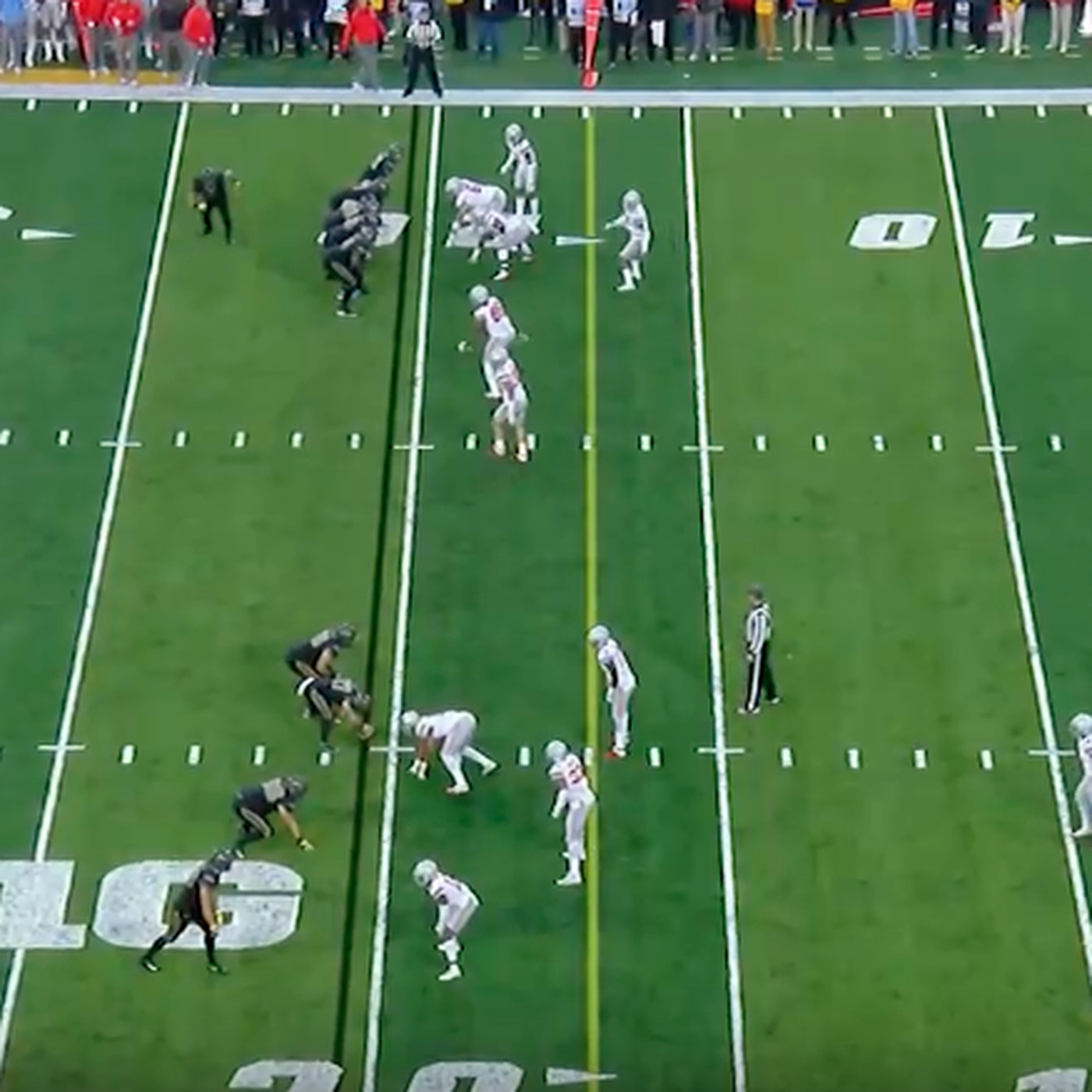 Backyard Football Plays ohio state vs. iowa: how humiliating fake field goal worked