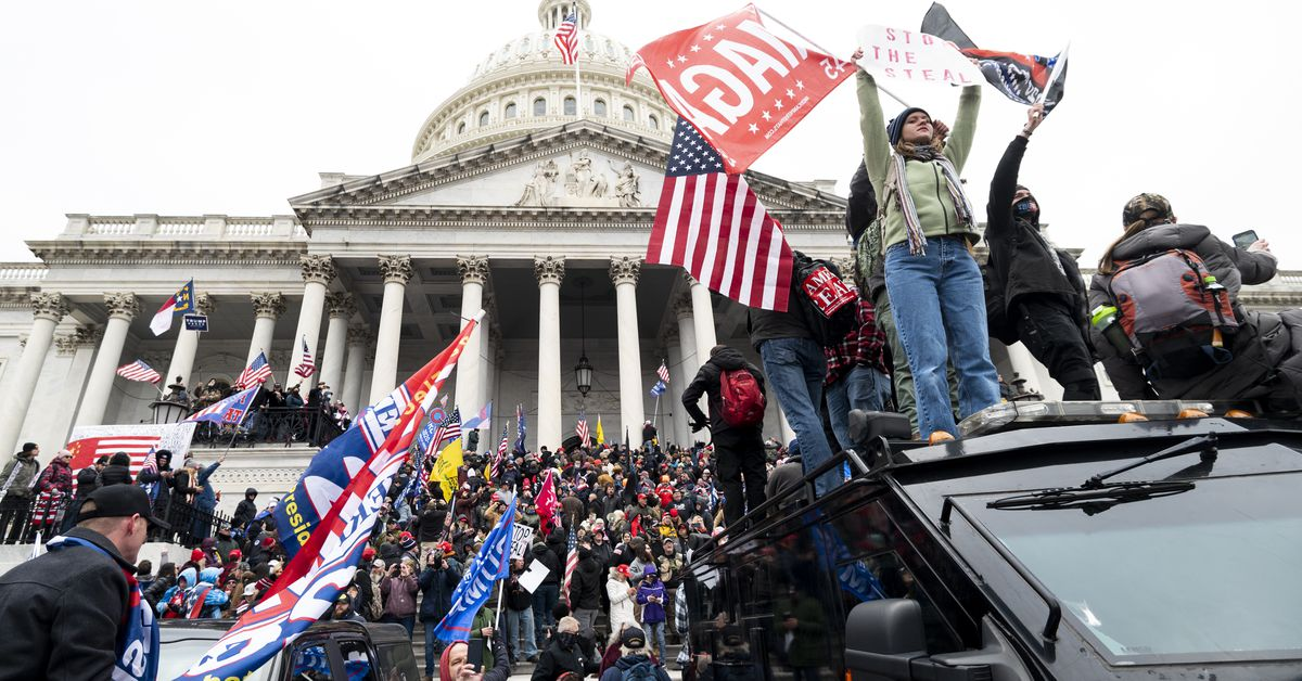 Some accused in Capitol riot reportedly tried to scrub info from their phones and social media