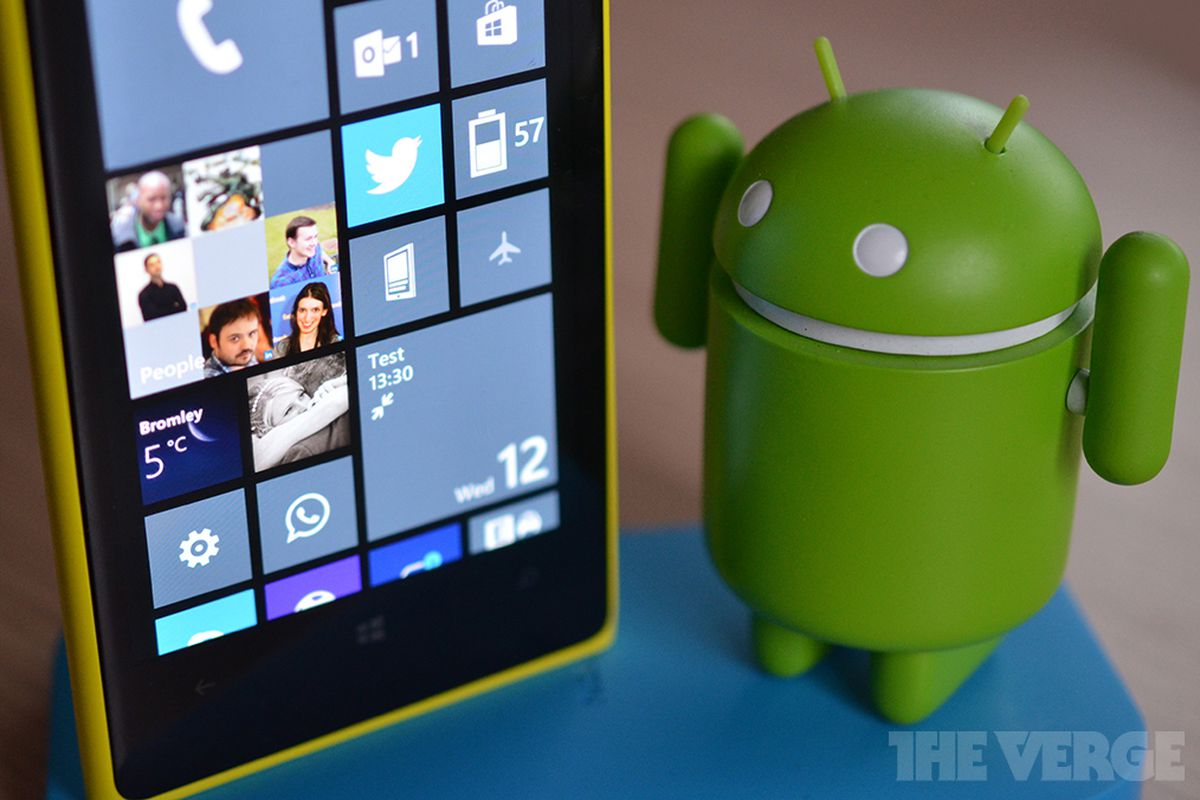Microsoft android smartphone - Android Apps On Windows