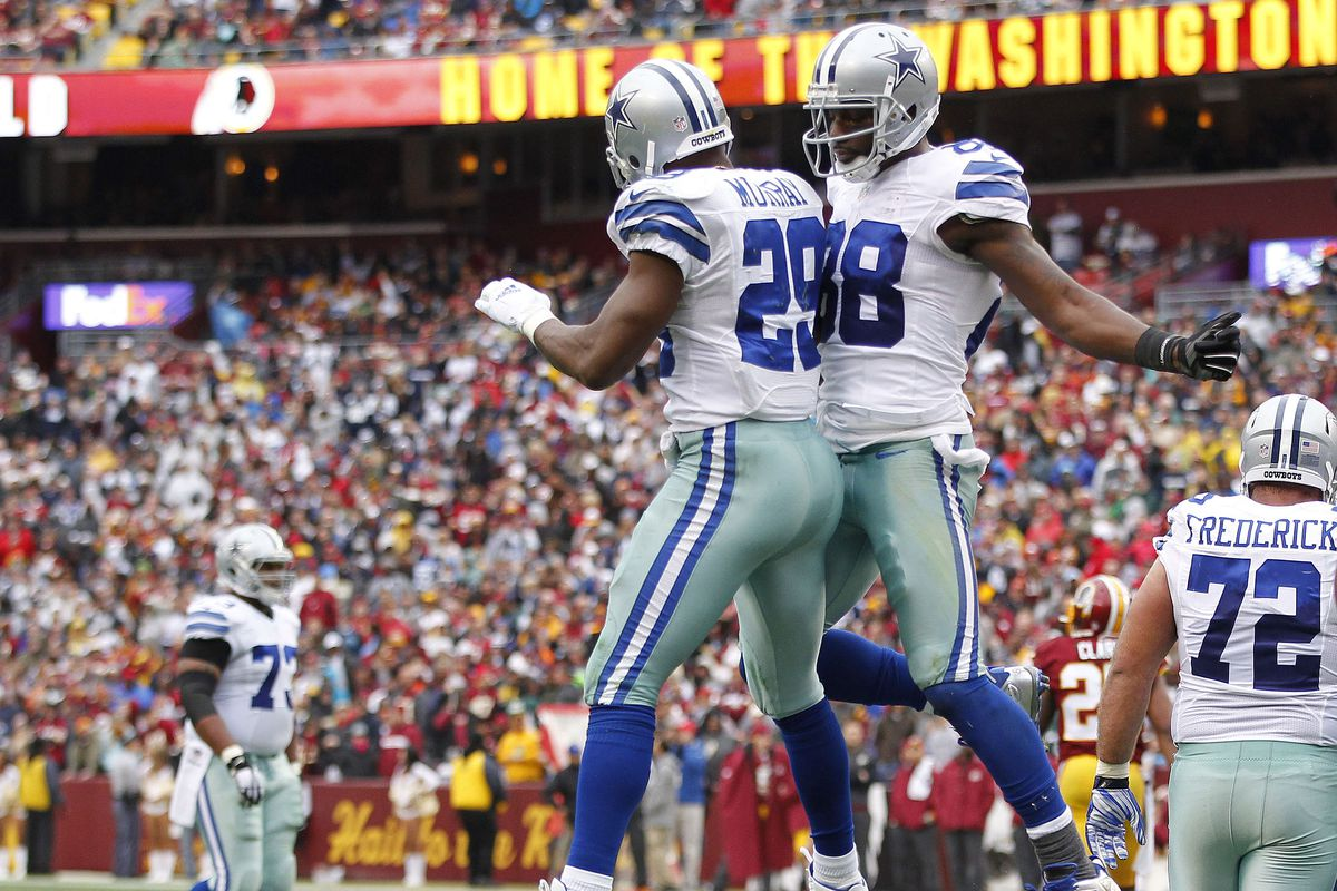 There is a plan, and the Cowboys are following it.