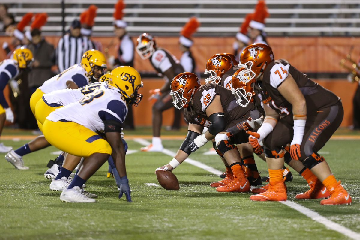 COLLEGE FOOTBALL: OCT 30 Kent State at Bowling Green