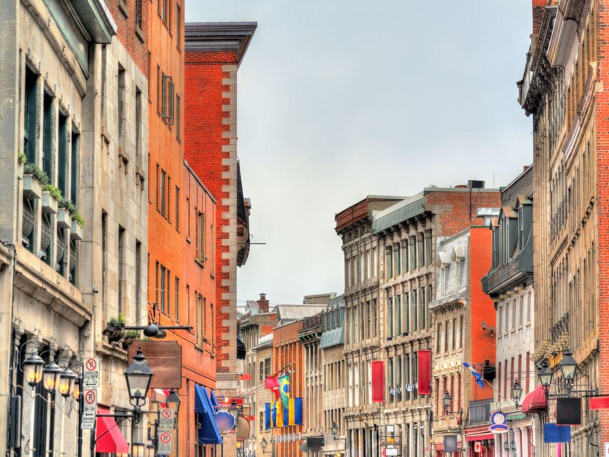 New Quebec Street Restaurants