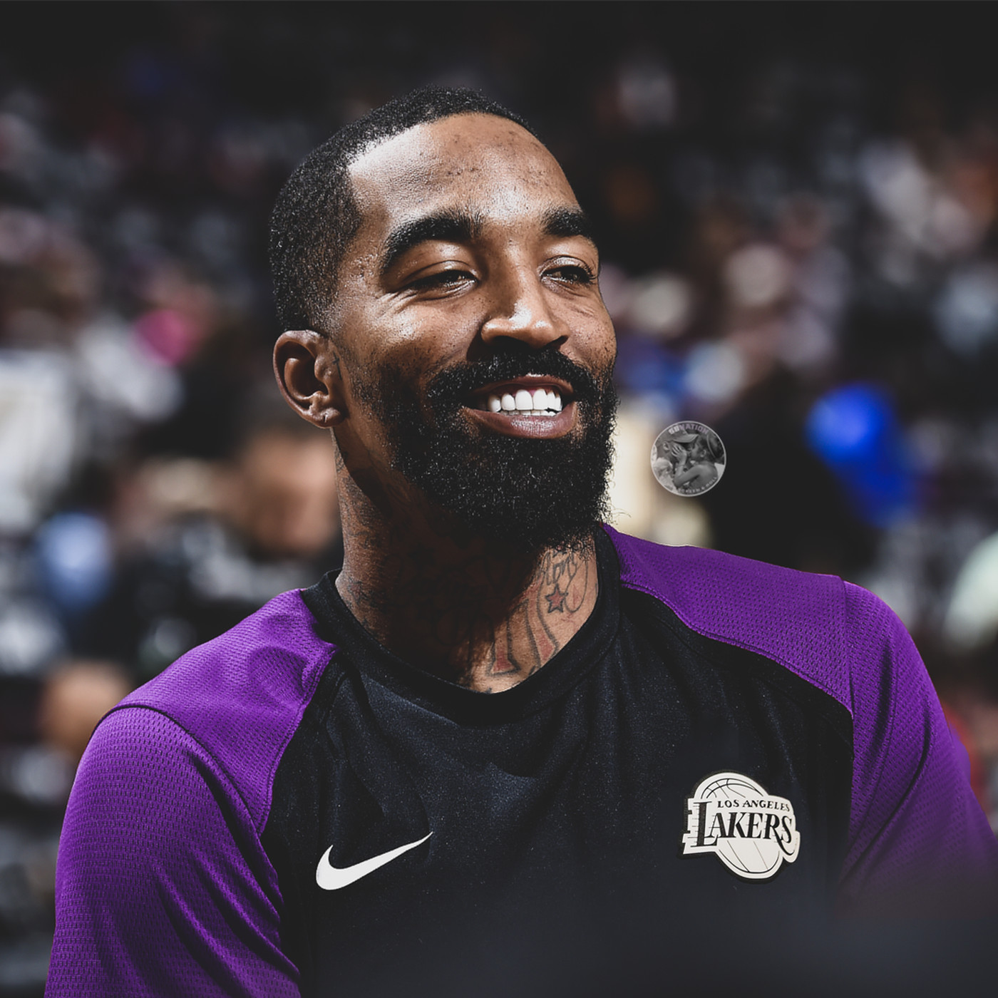 What the Lakers should expect from J.R. Smith when the NBA returns ...