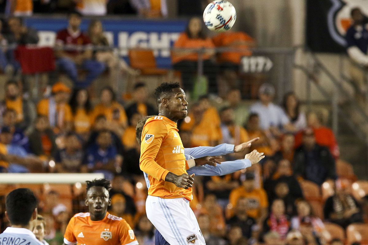 MLS: Western Conference Knockout Round-Sporting KC at Houston Dynamo