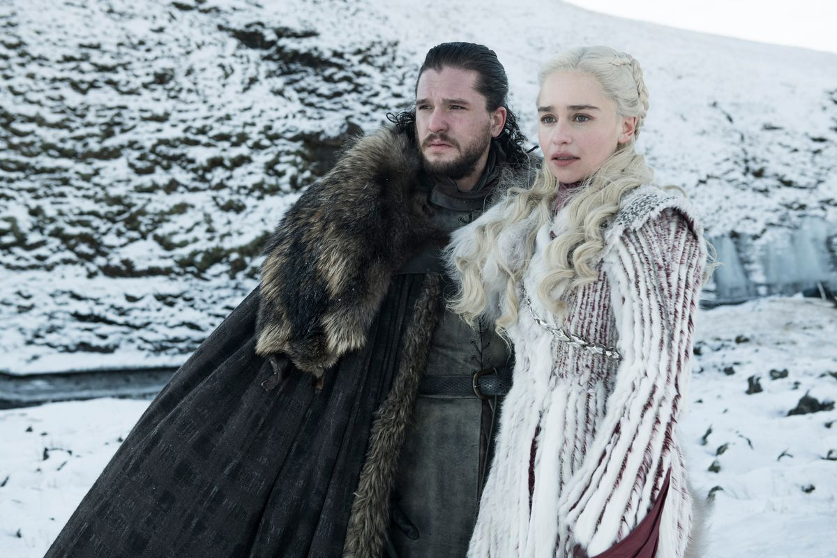 In Game of Thrones, Jon Snow has to decide if Daenerys is a