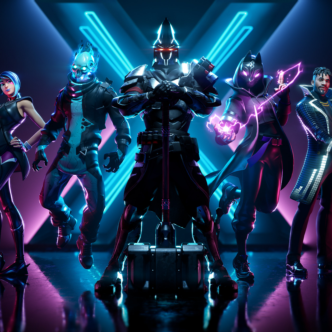 Fortnite Season X Battle Pass Overview Skins Cosmetics And More Polygon Drift is part of the drift set. fortnite season x battle pass overview
