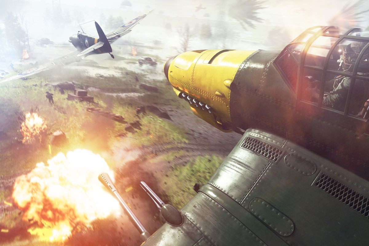 Six ways Battlefield 5 will change the series' traditional gameplay