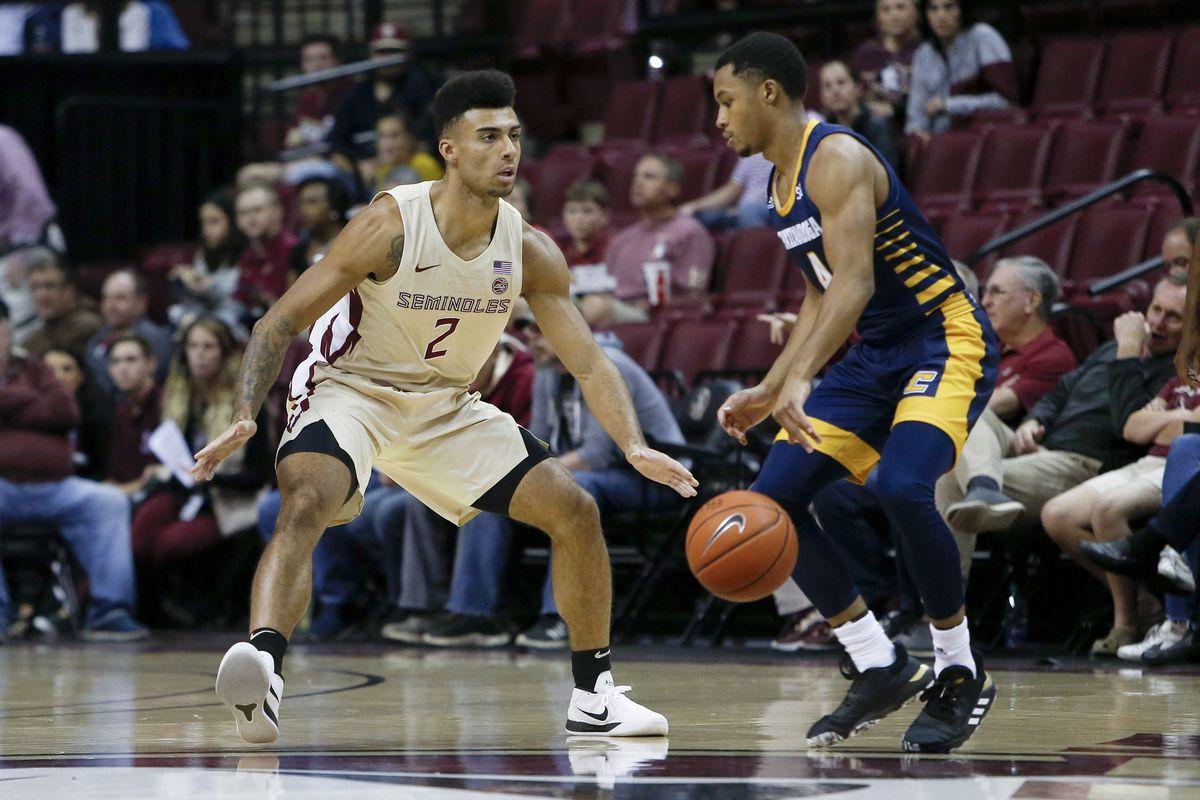 NCAA Basketball: Chattanooga at Florida State