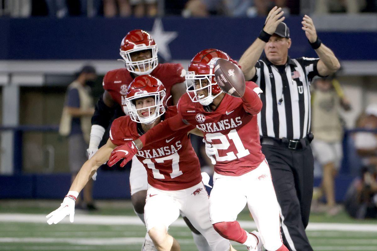Southwest Classic - Arkansas v Texas A&M