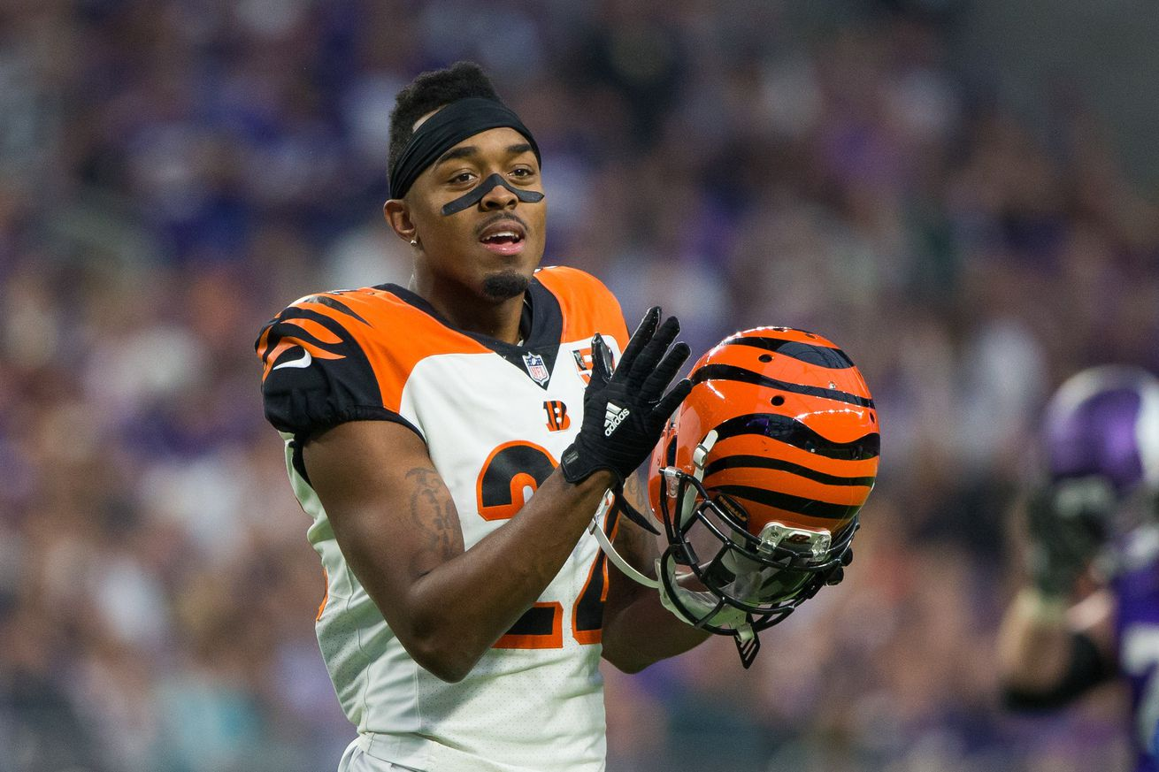 Bengals Bytes (7/21): Cincinnati coaches are already hyping up William Jackson