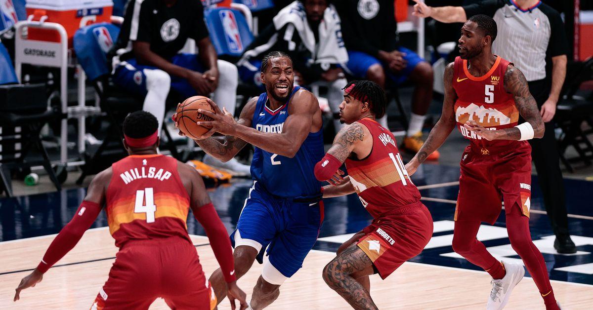 Recap: Nuggets fall to Clippers 121-108 - Denver Stiffs