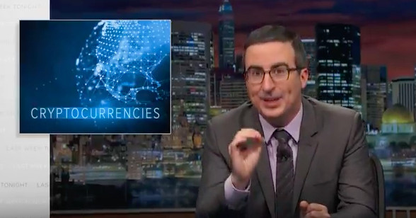 Watch John Oliver explain Bitcoin using $15000 Beanie Babies and rap videos