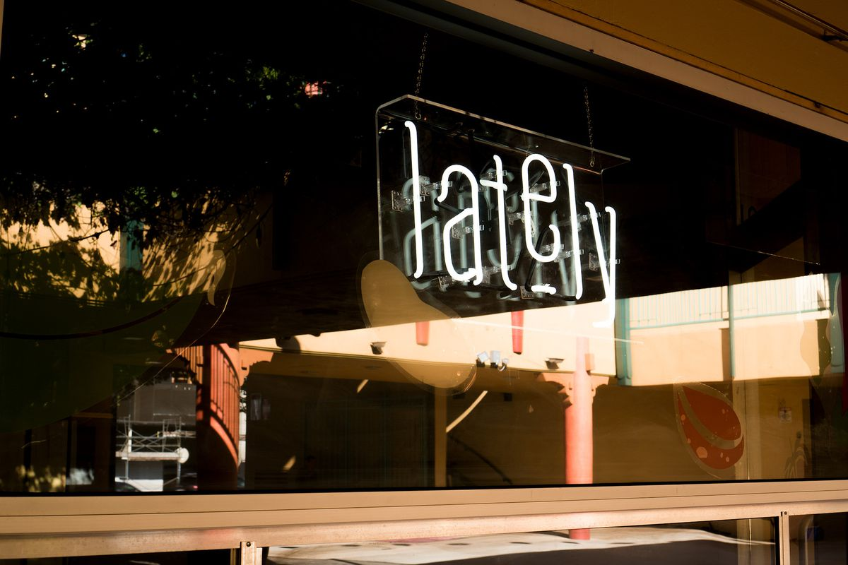 brand new eateries to check out in los angeles eater la. Black Bedroom Furniture Sets. Home Design Ideas