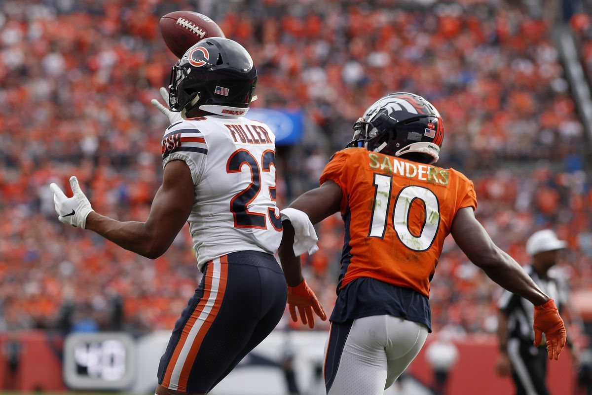 Nuggets from the Bears' 16-14 escape in Denver