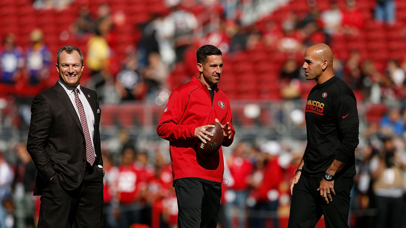Bleacher Report NFL coach power rankings: 49ers' staff come in at 17th