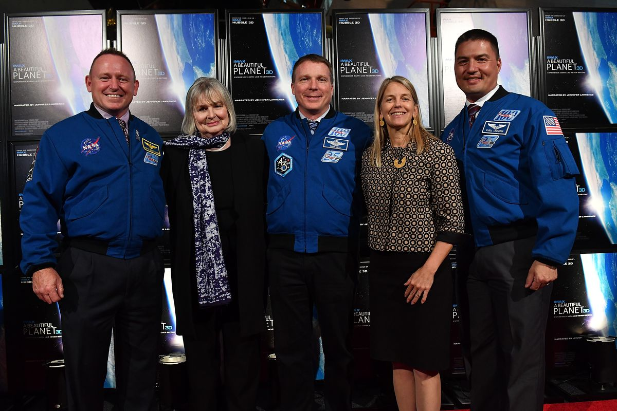 IMAX Premieres The Film A BEAUTIFUL PLANET On Earth Day At The National Air & Space Smithsonian In Washington, DC