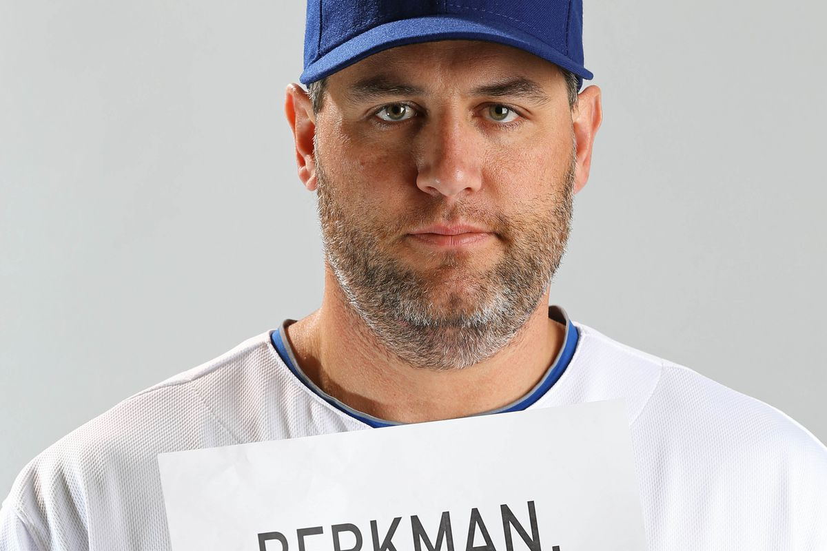 Just because you can never have enough Lance Berkman in your life.