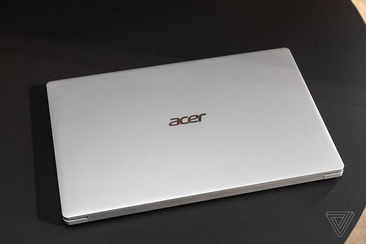 Acer Swift 5 review: big-screen featherweight - The Verge
