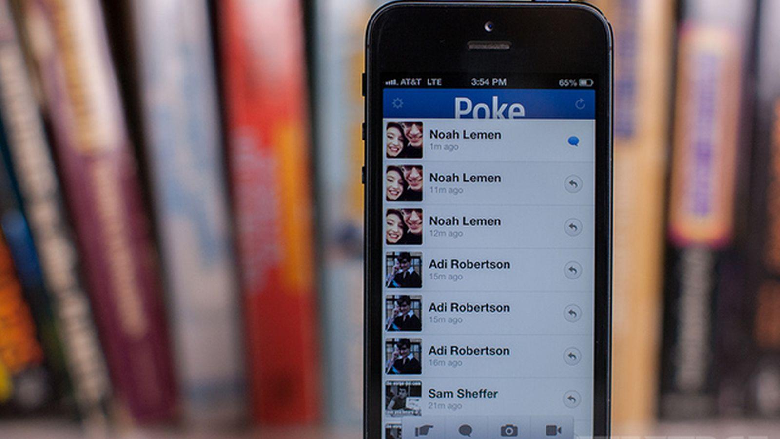Facebook Poke is dead