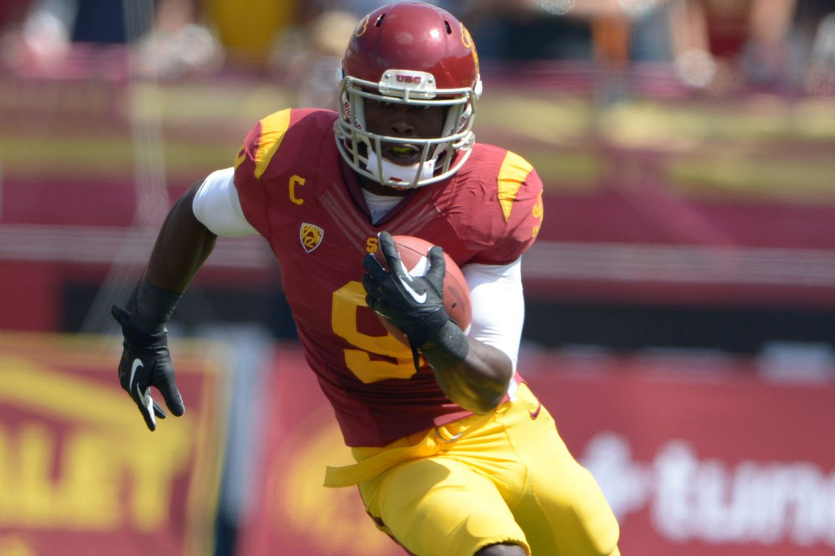 USC WR Marqise Lee has been largely bottled up this season - can he break out this week?