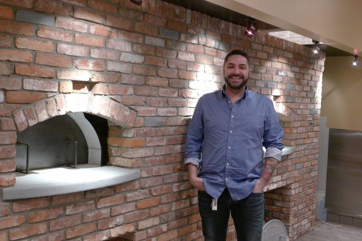 Matchbox's Executive Chef Jacob Hunter will helm the kitchen for Matchbox Merrifield's launch.