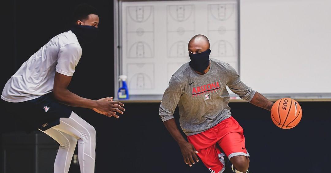 Jason Terry already making impact on Arizona basketball