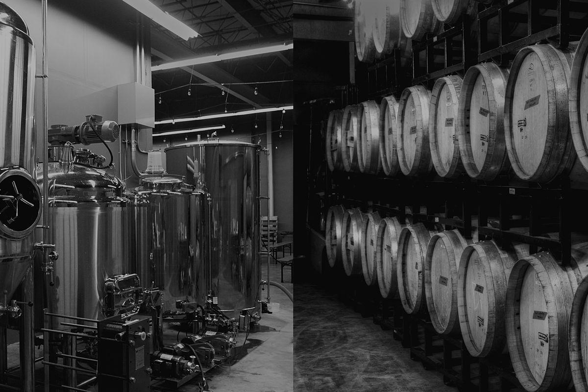 Des Voigne Cellars and B Side Brewery