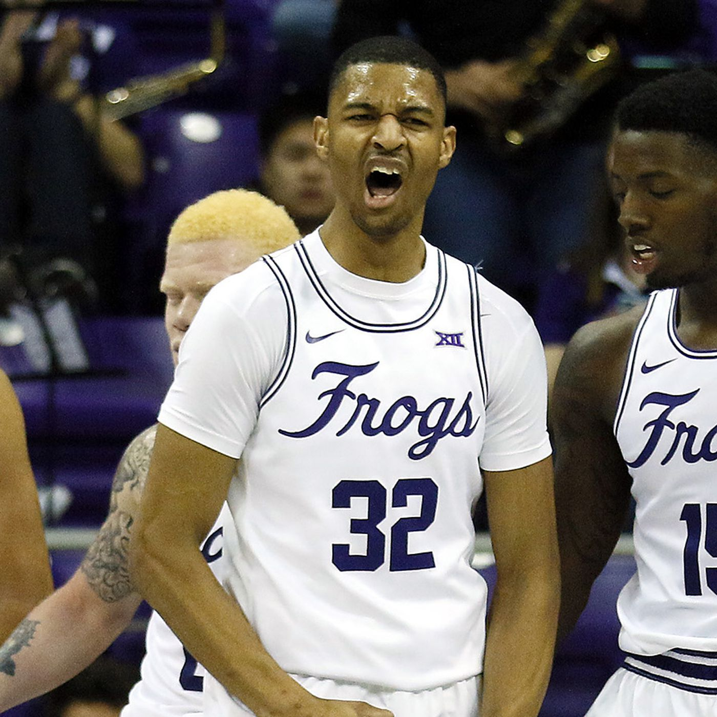 07b6198b8a2 Not Done Yet: TCU Basketball Heading to the NIT - Frogs O' War