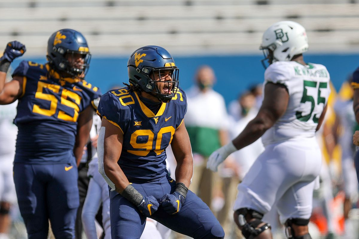 True freshman Akheem Mesidor is off to a strong start at West Virginia -  The Smoking Musket