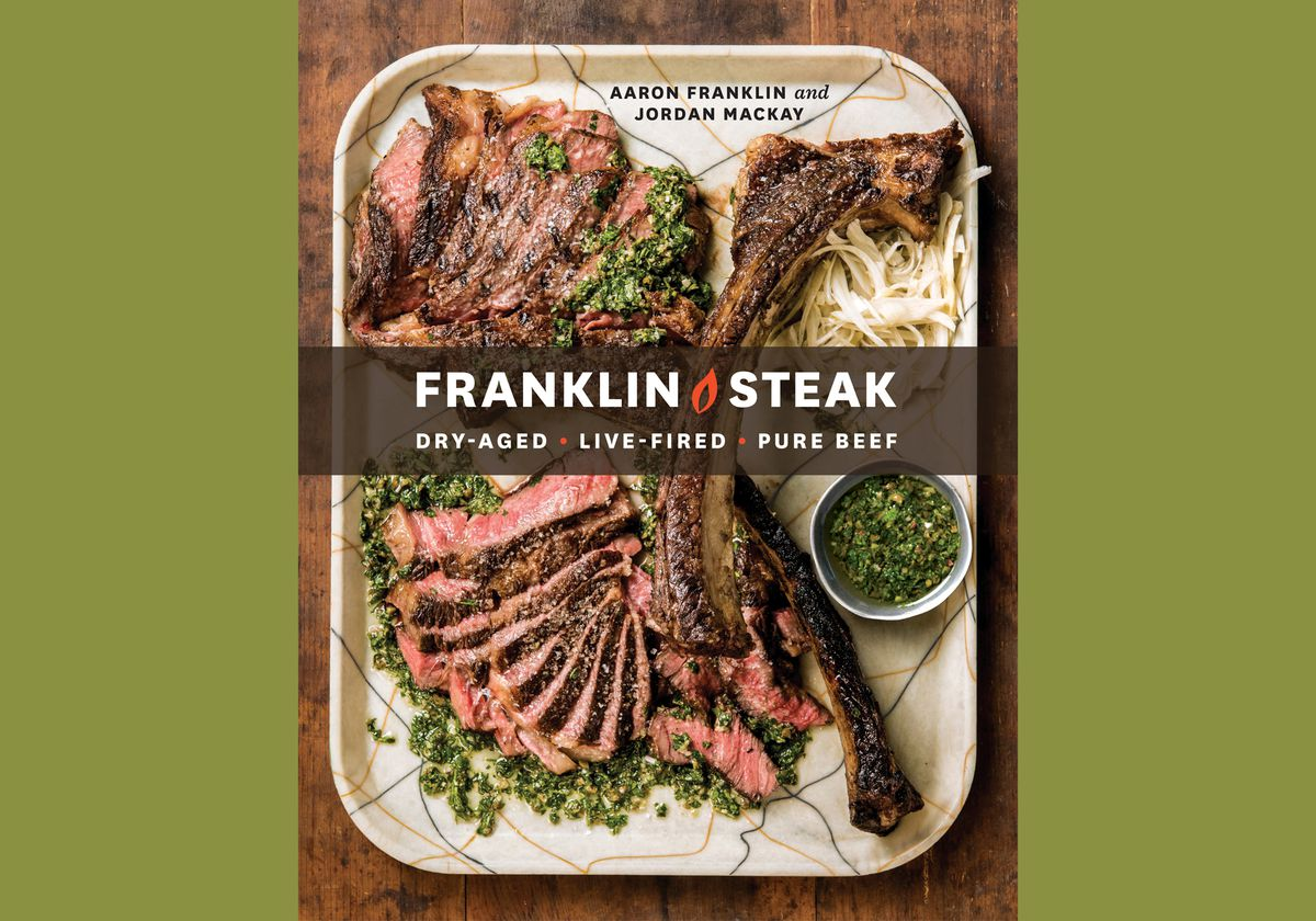 The cover of Franklin Steak