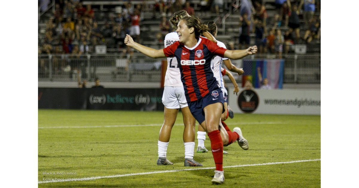 USWNT SheBelieves Cup camp roster includes Washington Spirit trio