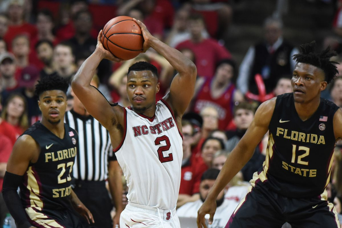 timeless design 0db9a 95e48 Early college basketball odds put NC State at 20 1 to reach 2019 Final Four