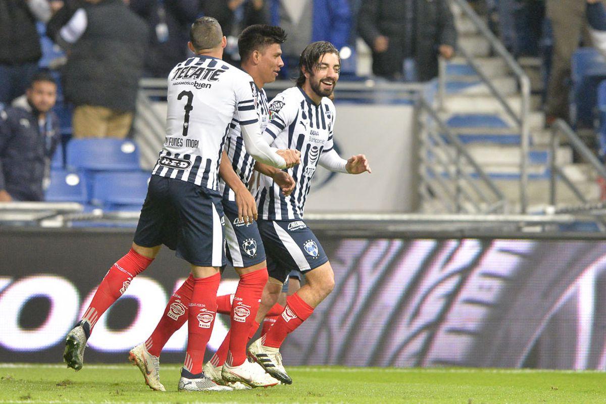 Monterrey v Cruz Azul - Playoffs Torneo Apertura 2018 Liga MX