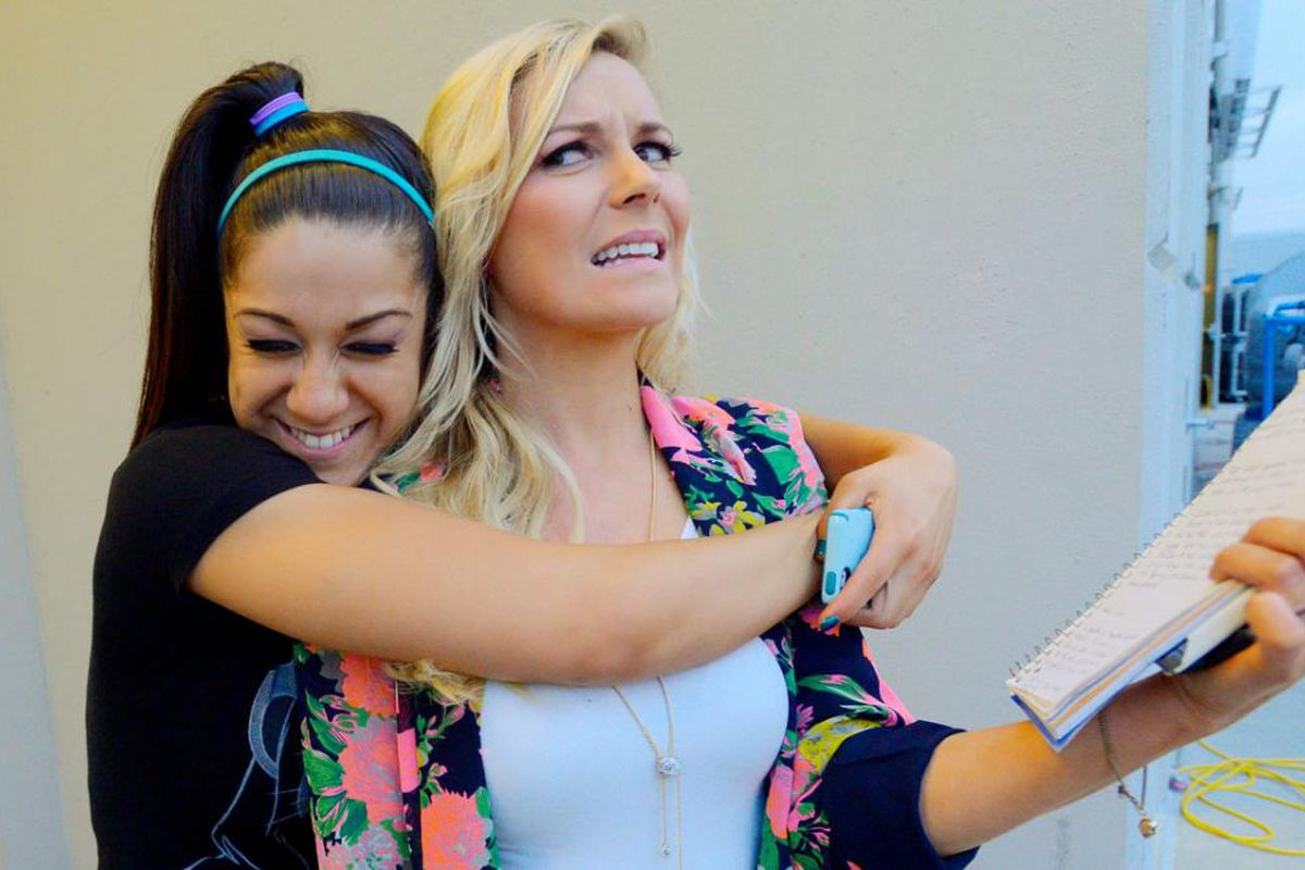 Renee Young: Bayley Wants To Fight Backstage Host On WWE Raw Underground 1