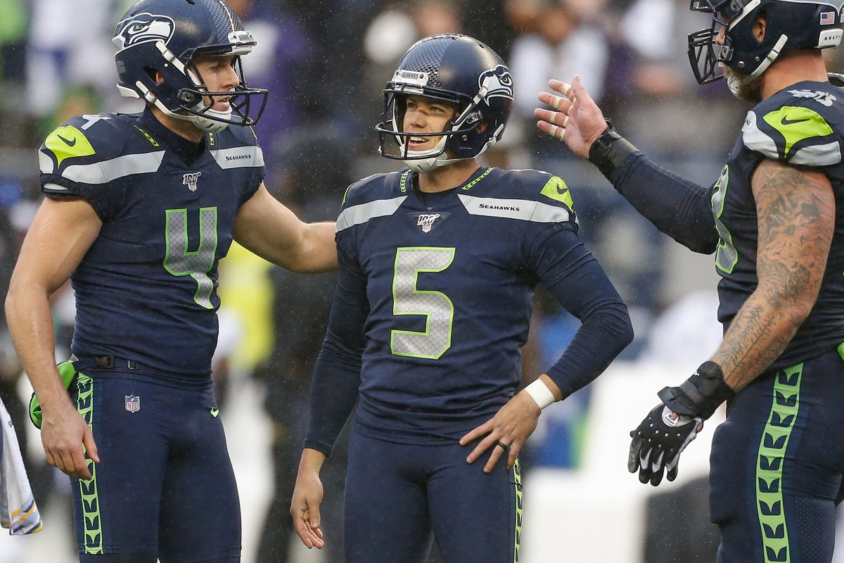 Seahawks K Jason Myers Is Been As Good As He Was When He Was
