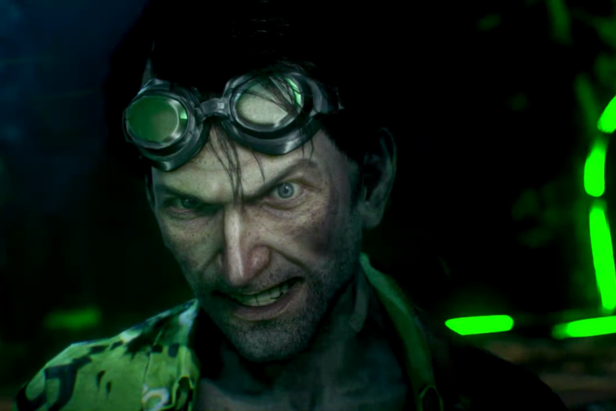 Arkham Knight Riddler