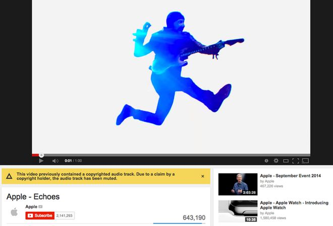 Even YouTube doesn't want to listen to U2 (update) - The Verge