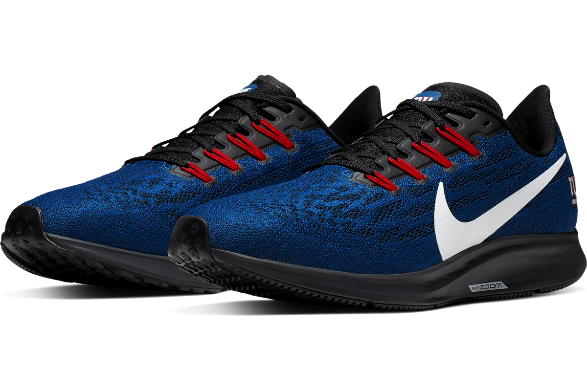 Nike drops the new Air Zoom Pegasus 36 Giants shoe! Big