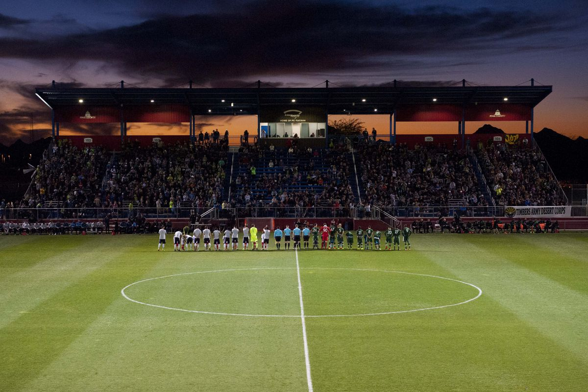Where ever Seattle and Portland play they set attendance records.