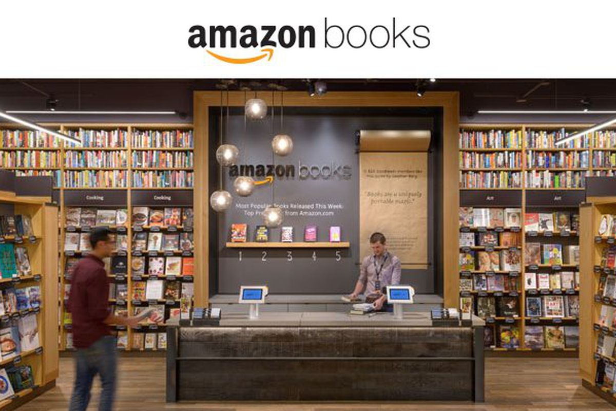 Amazon Is Opening Its First Physical Bookstore Today The Verge