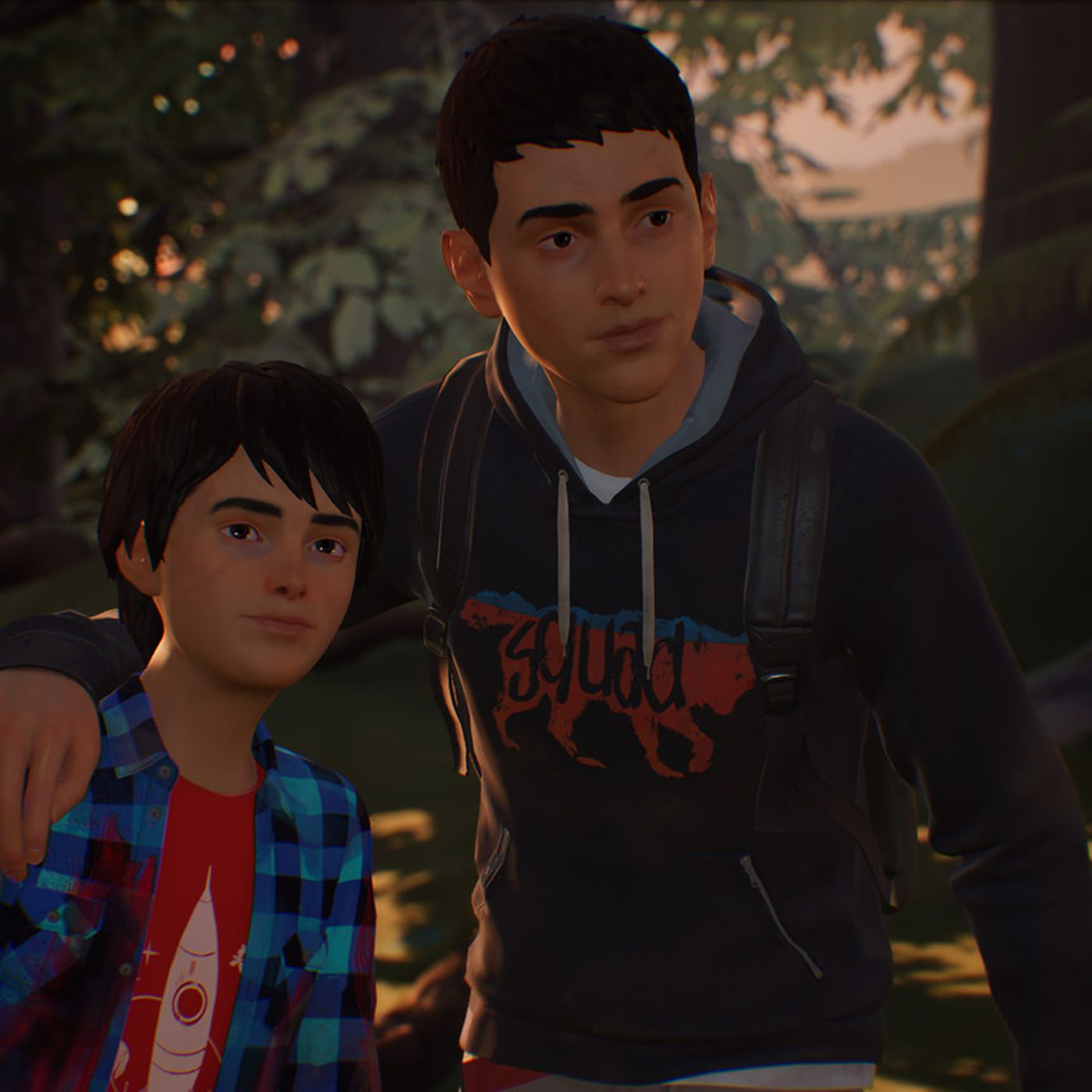 Life Is Strange 2 Review The First Episode Puts Politics At Its
