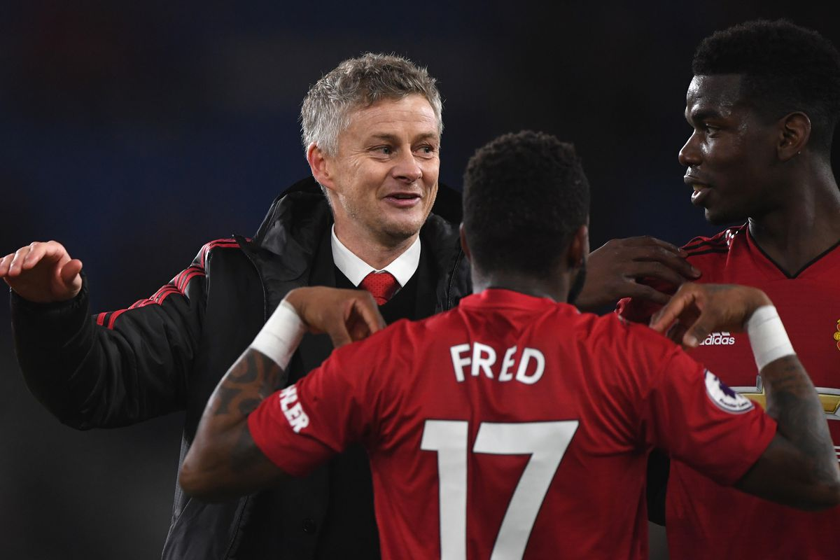 buy online 8e6cd 75384 McTominay and Fred should be first choice for the rest of ...